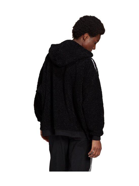 adidas Originals - Full Zip Hoodie -huppari - BLACK BLACK | Stockmann - photo 4