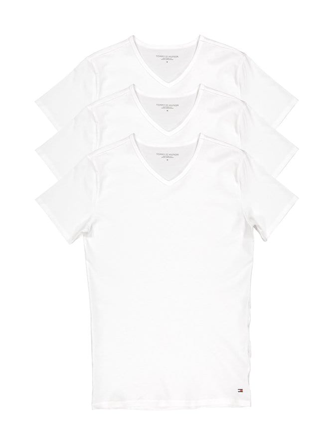 V-neck Tee Premium Essentials -paita 3-pack