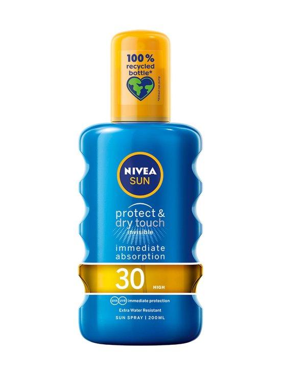 NIVEA - Protect & Dry Touch Invisible Sun Spray SK 30 -aurinkosuojasuihke 200 ml - NOCOL   Stockmann - photo 1
