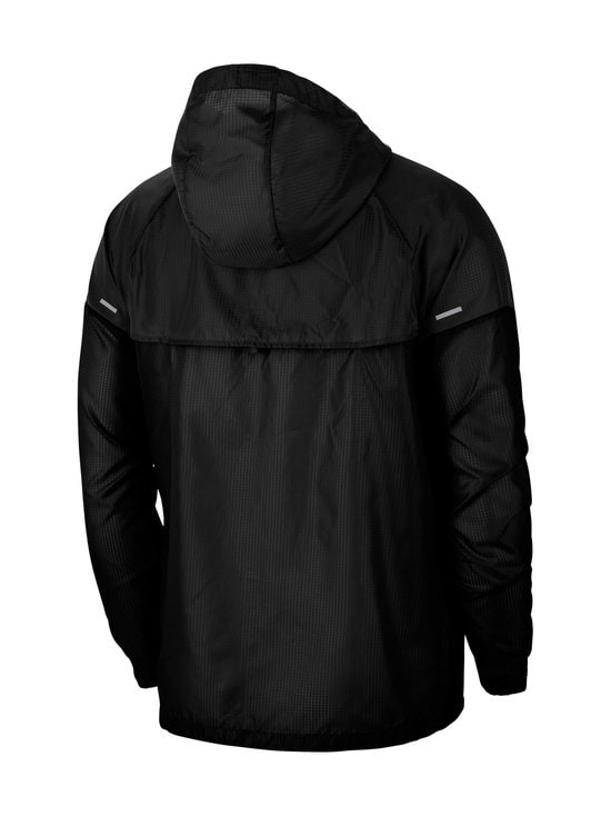 Nike - M Windrunner -takki - BLACK/BLACK/BLACK/REFLECTIVE SILV | Stockmann - photo 2