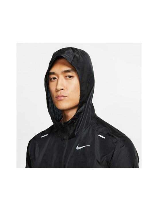 Nike - M Windrunner -takki - BLACK/BLACK/BLACK/REFLECTIVE SILV | Stockmann - photo 6