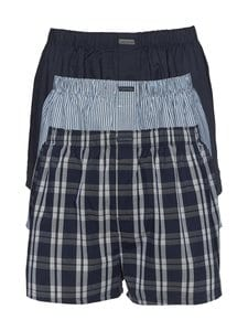 Calvin Klein Underwear - Classic Fit -bokserit 3-pack - TIDE/MORGAN PLAID/MONTAGUE STRIPE | Stockmann