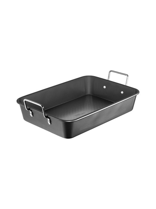 Tefal - Jamie Oliver Roaster -paahtovuoka 28 x 40 cm - GREY | Stockmann - photo 1