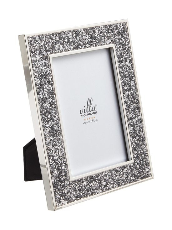 Villa Stockmann - Sparkle-valokuvakehys 10 x 15 cm - SILVER | Stockmann - photo 1