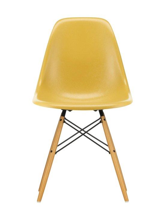Vitra - Eames DSW Fiberglass -tuoli - 02 MAPLE/ LIGHT OCHRE 07 | Stockmann - photo 1