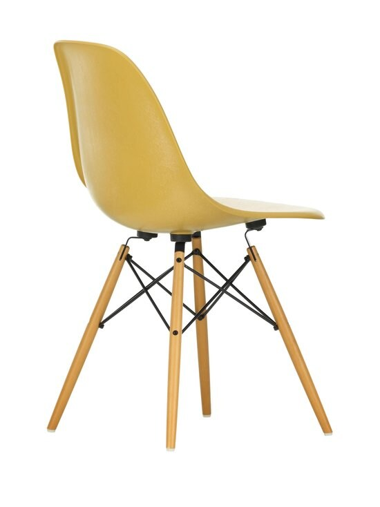 Vitra - Eames DSW Fiberglass -tuoli - 02 MAPLE/ LIGHT OCHRE 07 | Stockmann - photo 3