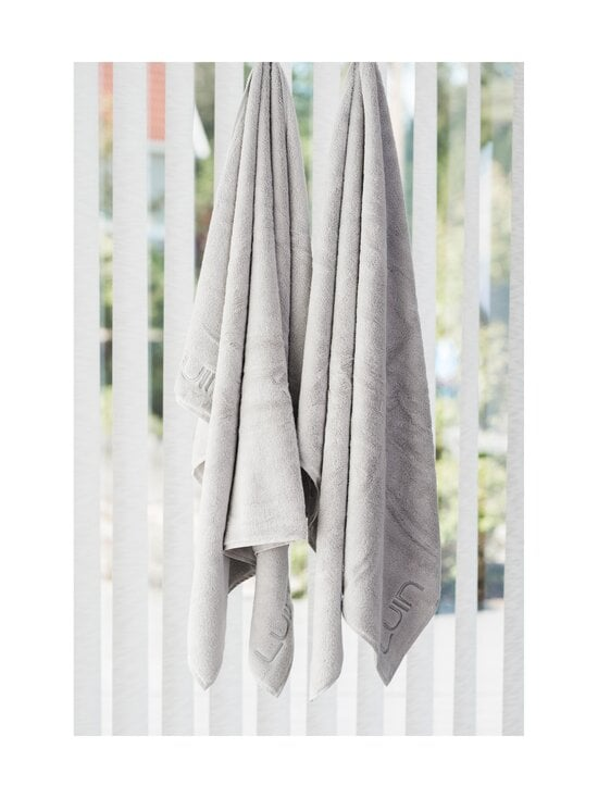 LUIN LIVING - Your Home Your Spa -pyyhe - PEARL GREY | Stockmann - photo 5