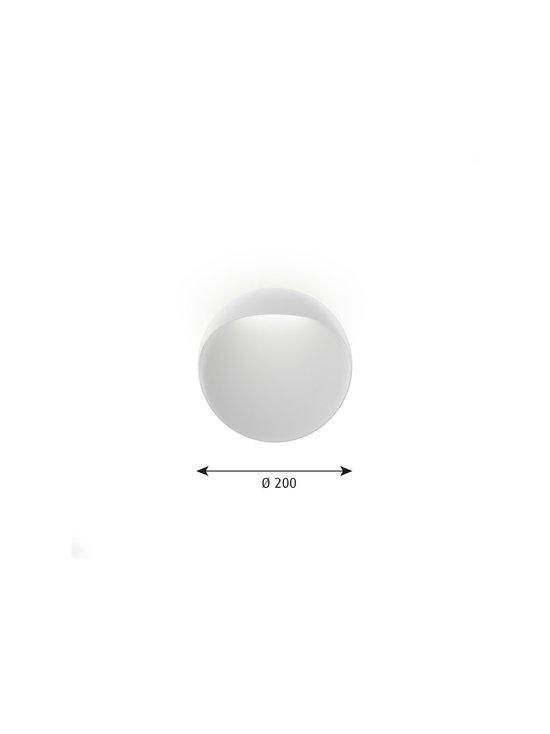 Louis Poulsen - Flindt-seinävalaisin 20 cm - WHITE | Stockmann - photo 2