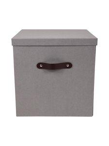Bigso Box - Texas-säilytyslaatikko - HARMAA | Stockmann