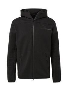 adidas Performance - Z.N.E. Full-Zip Hoodie -hupparitakki - BLACK BLACK   Stockmann