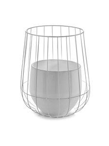 Serax - Pot in a Cage -ruukku 37 x 46 cm - VALKOINEN | Stockmann