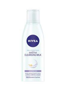 NIVEA - Daily Essentials Sensitive Cleansing Milk -puhdistusemulsio 200 ml | Stockmann