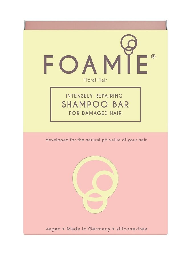 Shampoopala vaurioituneille hiuksille 83 g