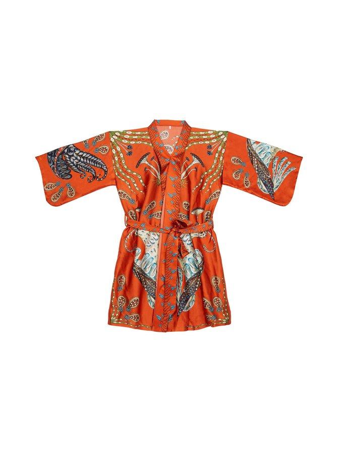 Firebird-kimono