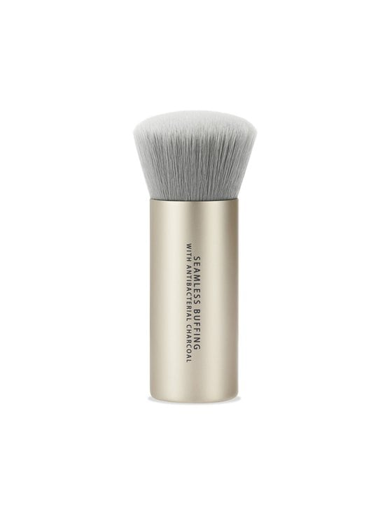 Bare Minerals - Seamless Buffing Brush With Antibacterial Charcoal -meikkisivellin - NOCOL | Stockmann - photo 1