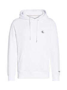Calvin Klein Jeans - Essential Regular Hoodie -huppari - YAF BRIGHT WHITE | Stockmann