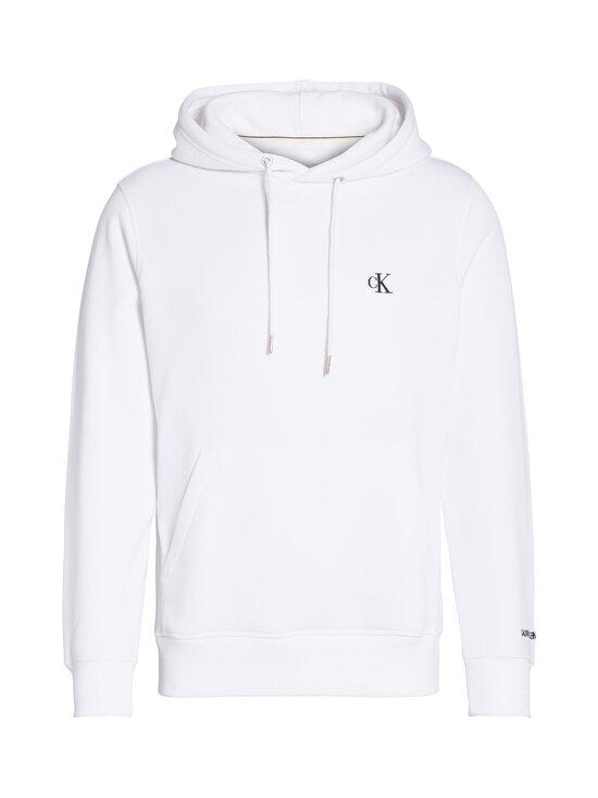 Calvin Klein Jeans - Essential Regular Hoodie -huppari - YAF BRIGHT WHITE | Stockmann - photo 1