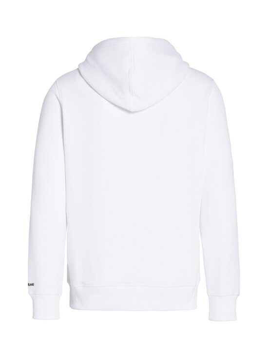 Calvin Klein Jeans - Essential Regular Hoodie -huppari - YAF BRIGHT WHITE | Stockmann - photo 2