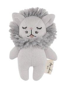 Konges Sløjd - Mini Lion -pehmolelu - GREY MELANGE | Stockmann
