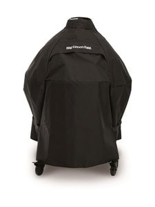 Big green egg - Cover B -suojahuppu - BLACK | Stockmann
