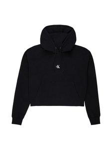 Calvin Klein Jeans Plus - Plus Puff Print Back Logo -huppari - BAE CK BLACK   Stockmann
