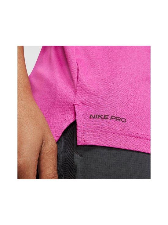 Nike - Pro Tank -paita - 620 NOBLE RED/FIRE PINK/HTR/BLACK   Stockmann - photo 4