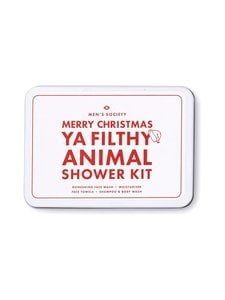 Men's Society - Ya Filthy Animal Shower Kit -tuotepakkaus | Stockmann