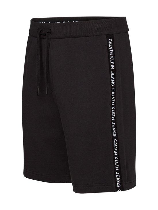 Side Logo Jogger Shorts -collegeshortsit