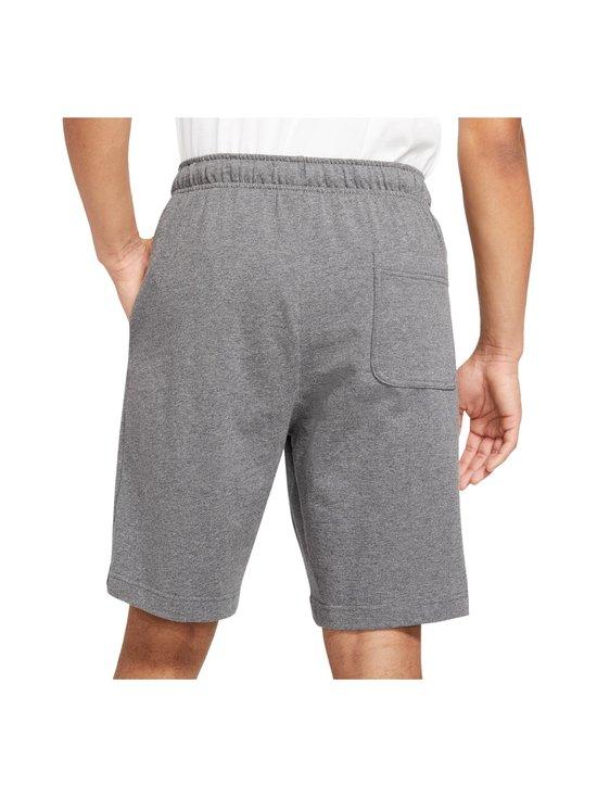 Nike - Sportswear Club Fleece -shortsit - 071 CHARCOAL HEATHR/WHITE   Stockmann - photo 2