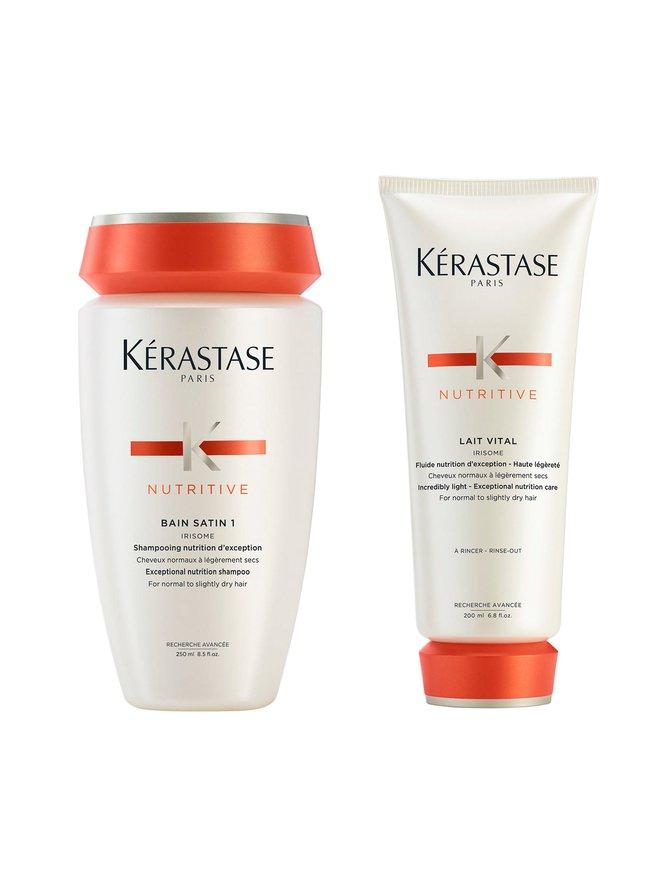 Nutritive- shampookylpy ja hoitoaine 250 + 200 ml