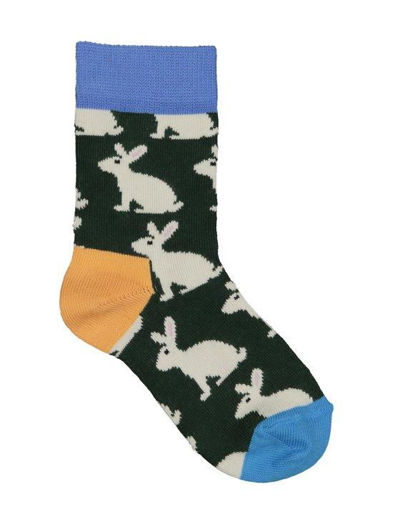 Happy Socks - Kids Bunny -sukat - 7500-GREEN | Stockmann - photo 1