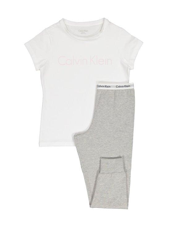 Calvin Klein Kids - Pyjama - WHITE/GREY HEATHER | Stockmann - photo 2