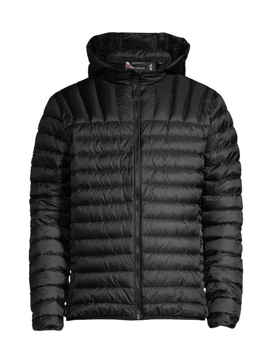Superdry - Core Down Jacket -kevytuntuvatakki - 02A BLACK | Stockmann - photo 1