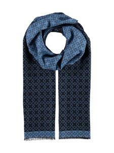 Fraas - Cashmink-huivi - 590 BLUE | Stockmann