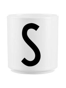 Design Letters - Kirjainmuki, S - VALKOINEN/MUSTA | Stockmann