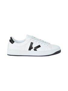 Kenzo - Kourt Lace Up -nahkasneakerit - 1 WHITE   Stockmann