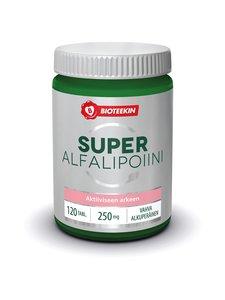 Bioteekki - Super Alfalipoiini Vahva 250 mg -ravintolisä 120 kaps. | Stockmann