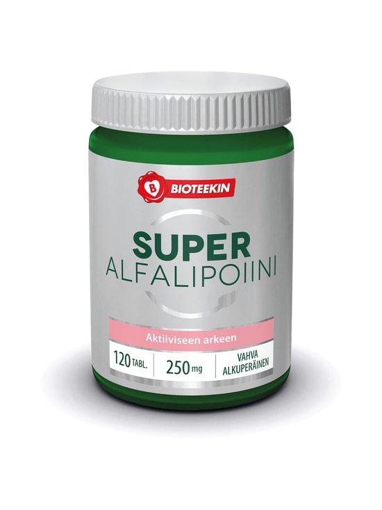 Bioteekki - Super Alfalipoiini Vahva 250 mg -ravintolisä 120 kaps. - null | Stockmann - photo 1