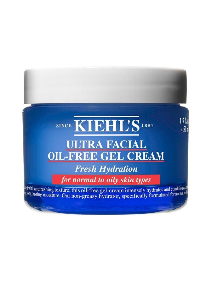 Ultra Facial Oil Free Gel Cream 50 ml -kosteusvoide