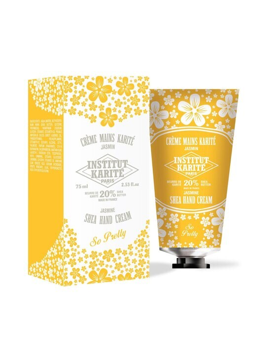 Institut Karite - Shea Hand Cream So Pretty Jasmine -käsivoide 75 ml - NOCOL | Stockmann - photo 1