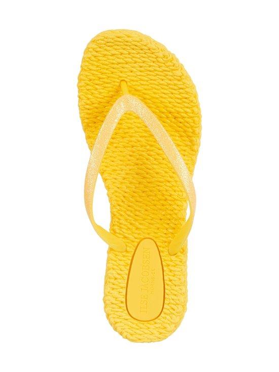 ILSE JACOBSEN - Flip-Flops With Glitter -sandaalit - 80 YELLOW | Stockmann - photo 2