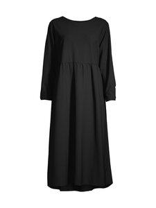 R-Collection - Kirsikka Wool Mix Dress -mekko - BLACK | Stockmann