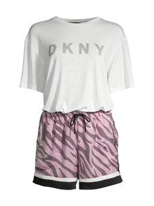 Dkny - Pyjama ja unimaski - 681 COSMOS PINK ZEBRA   Stockmann