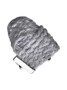 Dfj Collections - Woven Wide -rannekoru - SILVER | Stockmann