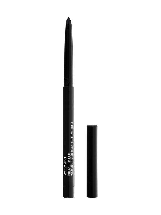 Wet n Wild - Megalast Retractable Eyeliner -silmänrajauskynä - BLACKEST BLACK | Stockmann - photo 2