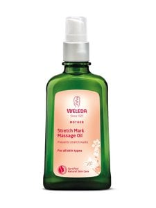 Weleda - Stretch Mark Massage Oil -hoitoöljy 100 ml | Stockmann