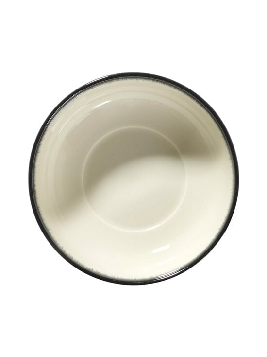 Serax - Dé Tableware by Ann Demeulemeester -kulho 12,9 cm - OFF-WHITE/BLACK | Stockmann - photo 1