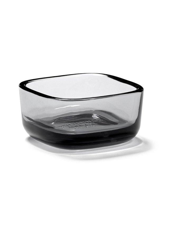 Heii Bowl Square -lasikulho 6 x 6 cm
