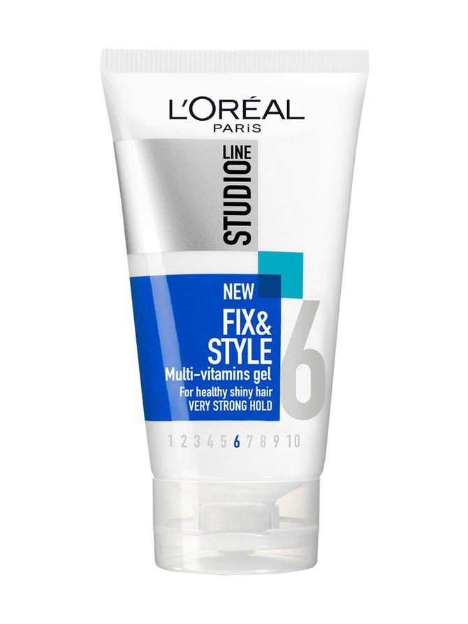 Fix & Style -hiusgeeli 150 ml