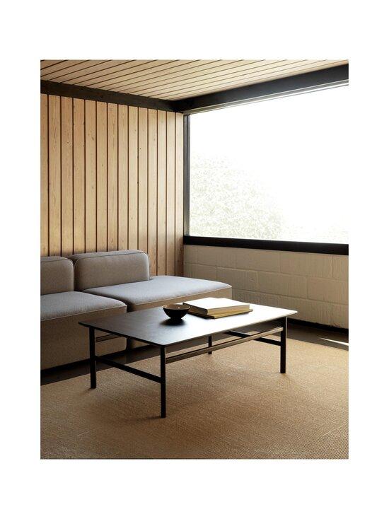 Normann Copenhagen - Grow-pöytä 40 x 120 x 70 cm - BLACK | Stockmann - photo 3